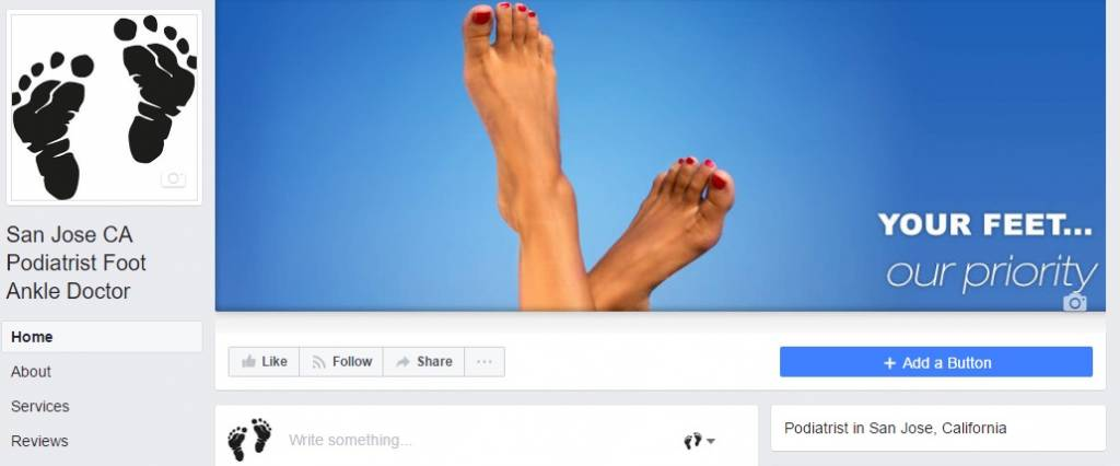 cupertino podiatrist facebook